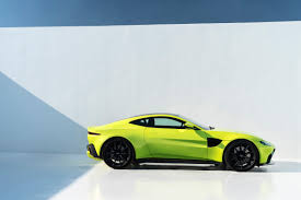 aston martin new car