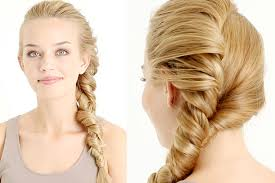 Twisted Hair Style easy twisted hair tutorial quick everyday hairstyle youtube 2649 by wearticles.com