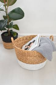 Best 25+ Wicker baskets ideas on Pinterest | Baskets, Pillow ...
