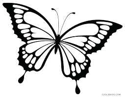 colouring pages of butterfly. Exellent Butterfly Butterfly Coloring Pages Printable Page  For Kids Free  Colouring Of C