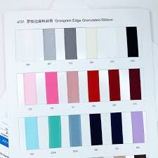 Yama Ribbon Brand New Sample Book Color Charts For Usd 3