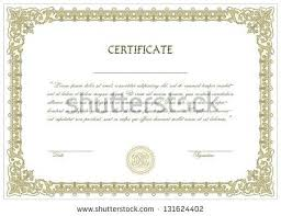 Free Downloadable Certificates Blank Stock Certificate Template Templates Word Publisher