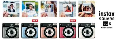<b>instax SQUARE</b> SQ6 | <b>Fujifilm</b> Global
