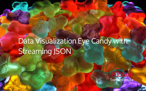 Fun With D3 Js Data Visualization Eye Candy With Streaming Json