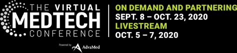 MedTech Innovator Showcase Schedule | The MedTech Conference