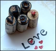 3 wine cork love valentines day crafts
