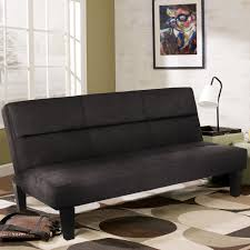 Couches With Beds Inside Allegra Pillow Top Futon Black Walmartcom