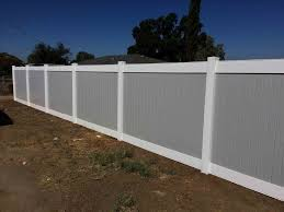 vinyl fence colors. Vinyl Fenc Colors Wambam Fencing Denver Installation And Repairs Fence