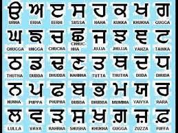 Punjabi Language Punjabi Language Lets Learn Punjabi Language Youtube