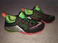 lebron james shoes 12 for kids. youth boys nike lebron james xii low gs basketball tennis shoes sneakers sz 7y lebron 12 for kids