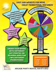 prize wheel spin and win carnival spinning erland the the spinning wheel at ma town carnival