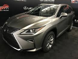 2018 lexus rx 350 silver. silver[atomic silver] 2018 lexus rx 350 right front corner photo in edmonton ab rx silver