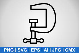 1 Vise Icon Designs Graphics