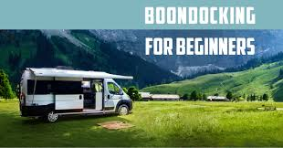 Maybe you would like to learn more about one of these? Boondocking Tips And Tricks For Beginner Rv Enthusiasts