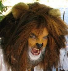 homemade lion costume ideas