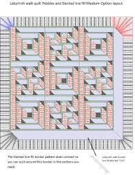 Labyrinth Quilt Pattern Free Best NEW Labyrinth Walk Quilt Set Available At Httpwww