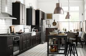 Bold Black Kitchens Serve Up Style