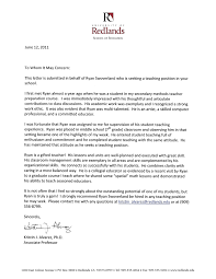 recommendation letter for professor 10 reference letter for student from professor brilliant ideas of