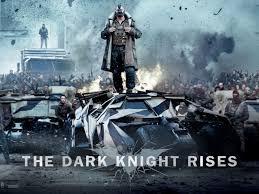 Bane In The Dark Knight Rises Wide ...
