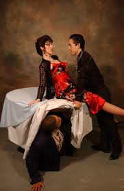 best tartuffe design mood board images home  this picture shows the scene when tartuffe is caught by orgon trying to seduce orgons wife