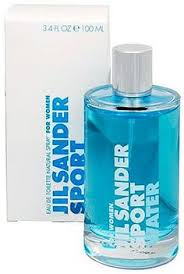 <b>Jil Sander Sport Water</b> 3.4oz (100ml) women EDT $59.99 | Parfüm