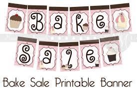 bake printable banner bake printable banner 9669 9659 bake printable banner bake printable banner