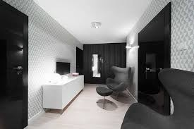 apartment designers. Apartment Interior Design In Black And White Colors Designers