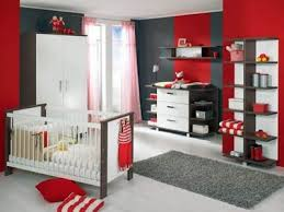 Don't miss our adorable red baby room. Get more decorating ideas at http
