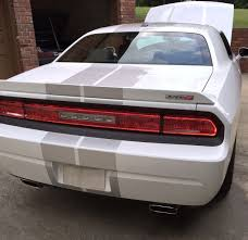 For Sale - 2012 Challenger SRT8 A5 Bright White/w Silver Stripes ...