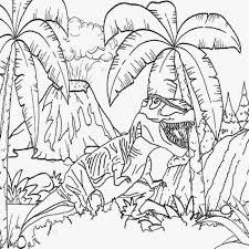 Volcano Coloring Pages - coloringsuite.com