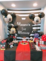 mickey mouse backdrop for parties