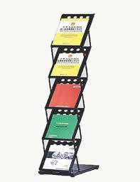 Catalogue Display Stand Magnificent PathosIndia A32 Metal Brochurecatalogue Rack Display Stand Floor