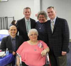 District honors Marilyn Rhodes for 65 years of service | Bobcats Making  Headlines