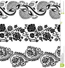 Saree Border Designs Images Pin By Denmark Jackson On Reference Vector Border Textile