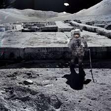 NASA Moon Ruins: Dark Side of a Lie