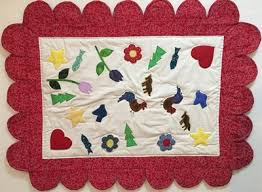 Quilt for Storybook-To-Go