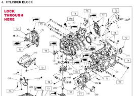 similiar subaru engine exploded view of the keywords at the diagram ignore the red writing for something else · subaru engine parts diagram