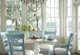 cottage dining rooms. living and dining rooms: cottage room set hillside white 5 pc rooms
