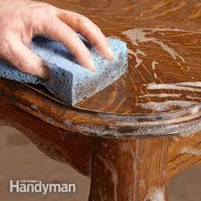 Best 25 Cleaning wood furniture ideas on Pinterest