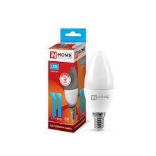 Купить <b>Лампа</b> с/д IN <b>HOME LED</b>-<b>СВЕЧА</b>-<b>VC</b> 11Вт 230В E14 4000К ...