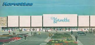 e j korvette at its peak it had 58 s including my local on richmond avenue before there was a staten island mall
