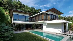 Spanish House Designs In The Philippines An Open Sanctuary A Modern Filipino Home Design By Budji