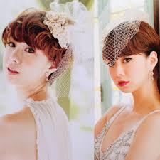 36選ウェディングドレスのショートヘアアレンジ 女子力up応援サイト