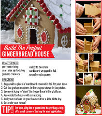 Premade Gingerbread Houses Diy Gingerbread House