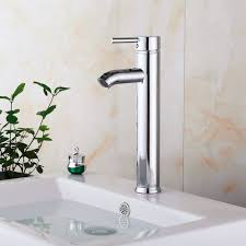 aliexpress com 12 inch tall kitchen bathroom vessel sink faucet one hole handle faucet mixer tap single lever solid brass faucet free from