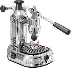 La pavoni /gaggia coffee filter holder portafilter double basket spout. La Pavoni Europiccola Epc 8 Chrome 8 Cup Lever Espresso Machine Crema Crafters