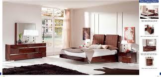 italian high gloss furniture. Modern Status Caprice High Gloss Brown Veneer Crocodile Texture Bedroom Set Italian Furniture F