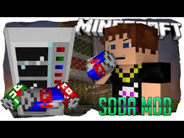 Vending Machine Mod 17 10 Adorable Minecraft Cola Machine
