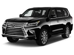 2018 Lexus LX Review, Ratings, Specs, Prices, and Photos - The Car ...