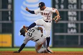 Houston Astros vs New York Yankees ...